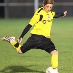 Cogenhoe v AFC Rushden & Diamonds