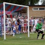 Thrapston H (21) - First Goal