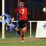 Whitworths KO Cup (18) - Flourmen get a goal back