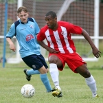 AFC Rushden & Diamonds v Brackley Town 20/07/2013