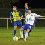 Wellingborough Town v AFC Rushden & Diamonds 01/01/2015