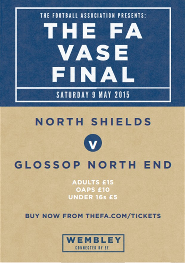 Fa Vase Final Tickets Available