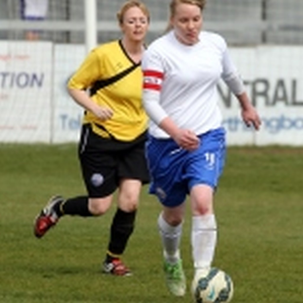 AFC Rushden & Diamonds ladies - 04/05/2015