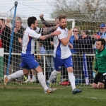 AFC Rushden & Diamonds v Cogenhoe United 25/04/2015
