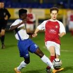 AFC Rushden & Diamonds U18 v Desborough Town U18 - David Joyce Cup 19/10/2015