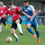 Bedford Town v AFC Rushden & Diamonds  Evo-Stik Southern Football League Division One Central. 26/12/2015      ©Media Image Ltd. FA Accredited. Premier League Licence No: PL14/15/P4864 Football League Licence No: FLGE14/15/P4864 Football Conference Li