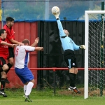 Harrowby Utd v AFC Rushden & Diamonds 06/09/2014