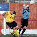 Oadby Town v AFC Rushden & Diamonds 10/01/2015