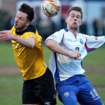 AFC Rushden & Diamonds v Barton Rovers 12/04/2016