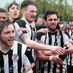 St Ives Town FC v AFC Rushden & Diamonds. Evo-Stik Southern Football League Division One Central play off final. 02/05/2016.      ©Media Image Ltd. FA Accredited. Premier League Licence No: PL14/15/P4864 Football League Licence No: FLGE14/15/P4864 Foo