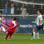 AFC Rushden & Diamonds v Gresley FC 10/09/2016 Evo-stik First Division South