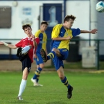 Wellingborough Town U18 v AFC Rushden & Diamonds U18 FA Youth Cup 05/09/2016
