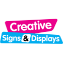 Creative Signs and Displays sponsors of AFC R&D