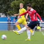 Concord Rangers v AFC Rushden & Diamonds - The Emirates FA Cup 18/09/2016