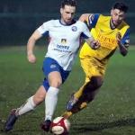 AFC Rushden & Diamonds v Spalding Utd - Integro League Cup 31/01/2017