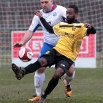 AFC Rushden & Diamonds v Belper Town FC  11/02/2017  Evo-stik First Division South