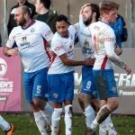 Sheffield FC v AFC Rushden & Diamonds 04/02/2017 Evo-stik First Division South