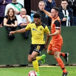 AFC Rushden & Diamonds v St Ives 22/07/2017 PSF