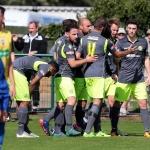 Wellingborough Town v AFC Rushden & Diamonds - Emirates FA Cup - Saturday 19/08/2017