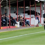 Alfreton Town v AFC Rushden & Diamonds - The Emirates FA Cup 2nd Qualifying round 16/09/2017