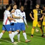 AFC Rushden & Diamonds v Barton Rovers - Sat 24/10/2017 -  Evostik South East