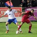 AFC Rushden & Diamonds v Kettering Town - Sat 14/11/2017 -  League Cup