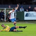 AFC Rushden & Diamonds v Moneyfields FC - Sat 04/11/2017 -  Evostik South East