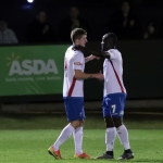 AFC Rushden & Diamonds v Northwood FC - Sat 18/11/2017 -  Evostik South East