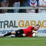 AFC Rushden & Diamonds v Oxhey Jets - FA Cup Prelim round 15/08/2014