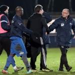 Bedford Town v AFC Rushden & Diamonds - Monday 01/01/2018 -  Evostik South East