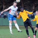 AFC Rushden & Diamonds v Marlow - Saturday 06/01/2018 -  Evostik South East