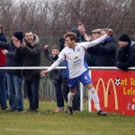 Huntingdon Town v AFC Rushden & Diamonds 28/02/2015