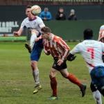 AFC Rushden & Diamonds v Ashford Town - Saturday 28/04/2018 -  Evostik South East