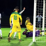 AFC Rushden & Diamonds v Hitchin Town - Tuesday 13/11/2018 -  Evostik South Premier League Central