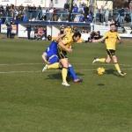 Halesowen Town FC vs AFC Rushen & Diamonds