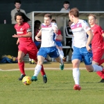 AFC Rushden & Diamonds v Royston Town - Saturday 30/03/2019 -  Evostik South Premier League Central.