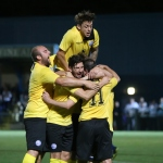 Bedford Townr v AFC Rushden & Diamonds FA Cup Replay 02/09/2014