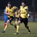 Shaw Lane AFC v AFC Rushden & Diamonds 17/12/2016 Evo-stik First Division South