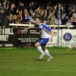 Photo: Mal Swinden - AFC Rushden & Diamonds v Eynesbury Rovers - Chromasport & Trophies United Counties League - Division 23-04-2013