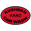 Rushden Hand Car Wash sponsors of AFC R&D