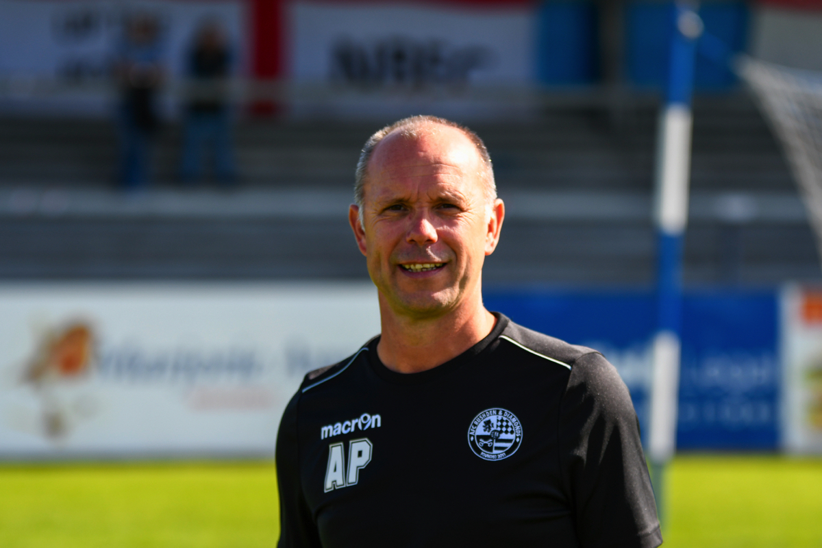 Andy Peaks - Manager