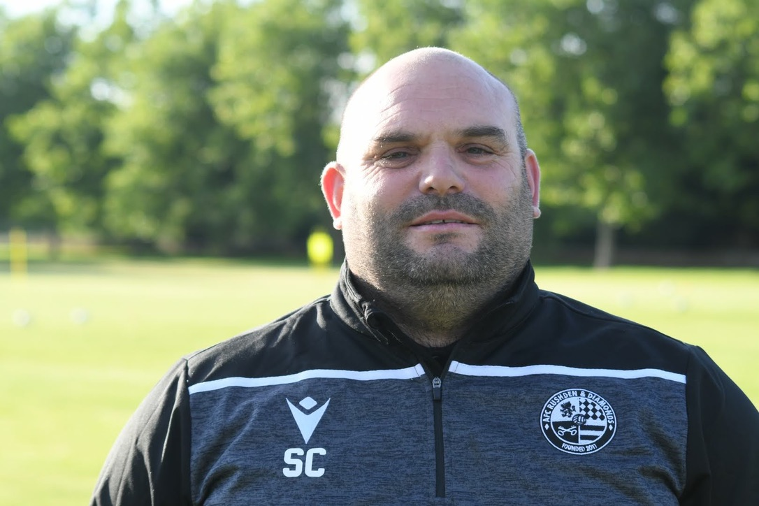 Scott Carlin - First Team Coach