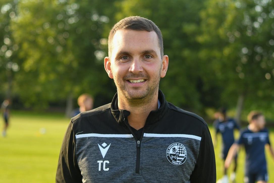 Tom Chapman - First Team Coach